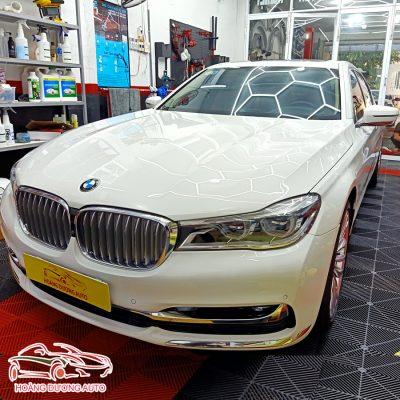 Hoàn Thiện Phủ Ceramic BMW