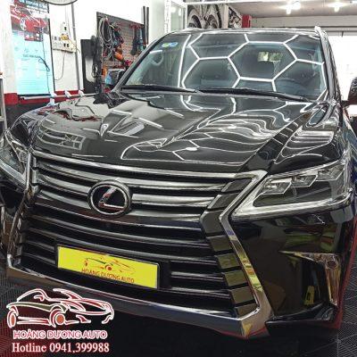 Hoàn Thiện Phủ Ceramic Lexus