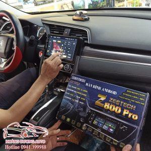 DVD Zestech Z800 Pro