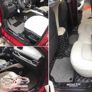 Thảm Sàn 6D Mazda 3