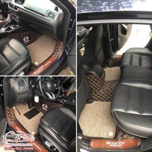 Thảm Sàn 6D Mazda 6