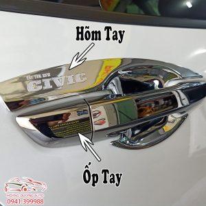 Ốp Hõm Tay Civic