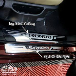 Nẹp Bước Chân Rondo Titan